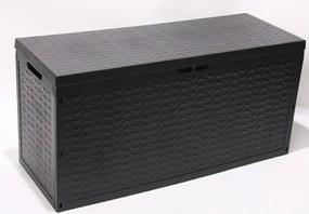 Záhradný úložný box SH436 Dekorhome