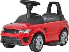 BAYO Nezaradené Elektrické autíčko-odrážadlo 2v1 BAYO Range Rover Sport SVR red Červená |