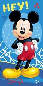 Froté Osuška Mickey Mouse 03 70x140 cm 100% bavlna Jerry Fabrics
