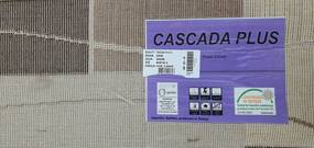 Spoltex koberce Liberec Cascada Plus beige 6294 - 80x150 cm