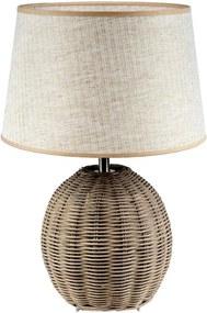 BRILAGI Brilagi - Stolná lampa AVERSA 1xE27/60W/230V BG0049