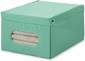 Zelená úložná škatuľa Cosatto Med