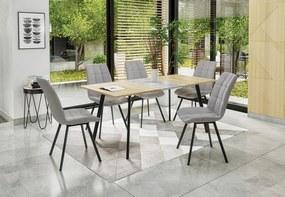 Moderný jedálenský stôl H5005 s rozkladom