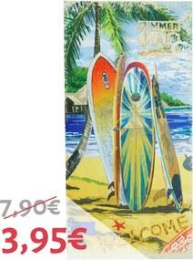 Plážová osuška Hello Summer 70x140 cm