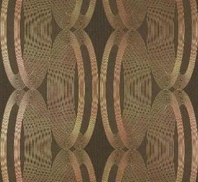 Vliesové tapety, elipsy medené, Ornamental Home 55216, Marburg, rozmer 10,05 m x 0,53 m