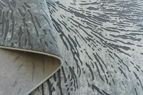 Berfin Dywany Kusový koberec Zara 3983 Grey - 140x190 cm