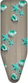 Poťah na dosku na žehlenie New Design Wood, 124 x 48 cm