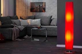 Bighome - Stojaca lampa ORION 120cm - červená