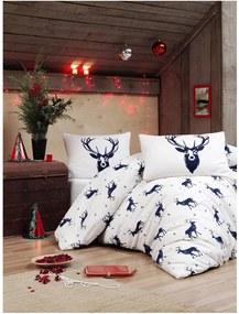 Obliečky na jednolôžko Deer, 140 × 200 cm