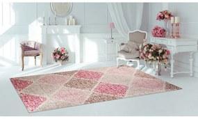 Odolný koberec Vitaus Isabell, 50 x 80 cm