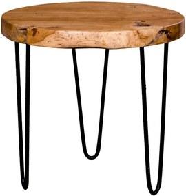 Konferenčný stolík z teakového dreva House Nordic Ferrol
