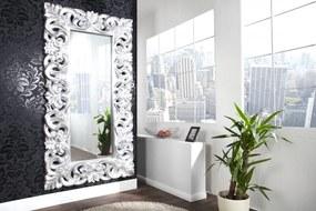 Bighome - Zrkadlo ENICE ANTIK 180x90 cm - strieborná