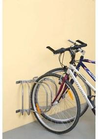 Stojan na 3 bicykle na stenu