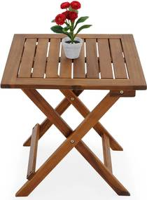 Záhradný stolík 46x46