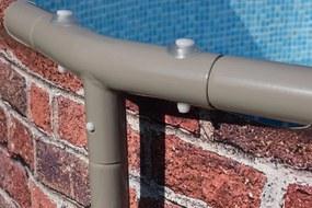 Marimex | Bazén Florida 3,66 x 0,99 m. bez filtrácie - motív TEHLA | 10340243