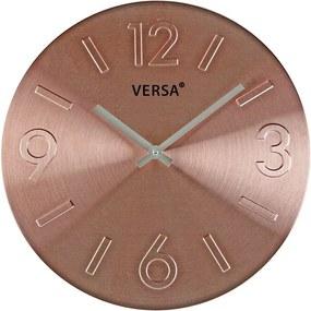 Medené hodiny Versa Lock