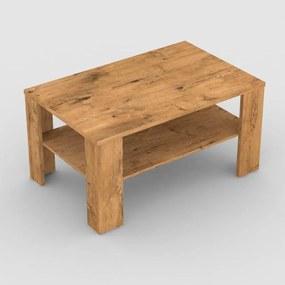 Konferenčný stolík REA KS 3v - veľký Varianta: BUK