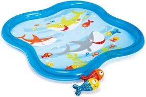 Intex Detský bazénik plytký, 140 x 140 x 11 cm
