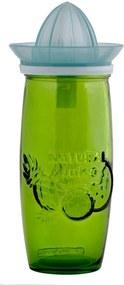 Zelený pohár s odšťavovačom Esschert Design Juice, 0,55 l