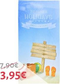 Plážová osuška Summer 70x140cm