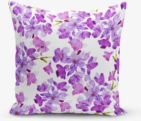 Obliečka na vankúš s prímesou bavlny Minimalist Cushion Covers Promise, 45 × 45 cm
