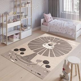 TA Detský koberec Liam Lion Rozmer: 120x170