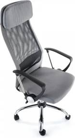 Kancelářská židle Easy sivá