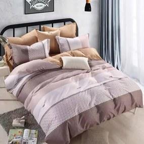 HOD Francúzske posteľné obliečky LION 6 dielna sada 200x220cm