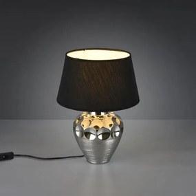 TRIO reality R50791089 Luanda Stolová lampa 300mm E27 1X60W