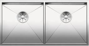 Kuchynský drez pod desku - Blanco ZEROX 400/400 U nerez hodvábny lesk bez tiahla 521620