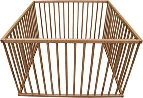 Cosing Detská drevená ohrádka, 100x100 cm