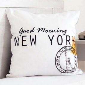 Obliečka na dekoratívny vankúš New York 40x40cm