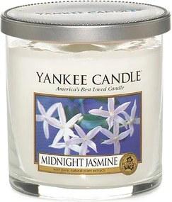 Sviečka v sklenenom valci Yankee Candle Pólnočný jazmín, 198 g