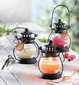Vonné sviečky Petrolejky, 3 kusy