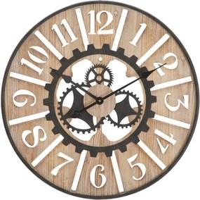 Nástenné hodiny Mauro Ferretti Machin, ø 60 cm