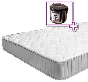 Obojstranný matrac VISCOFOAM DUO 20 cm + Multifunkčný hrniec Be pro chef ZADARMO 80 x 200 x 20 cm