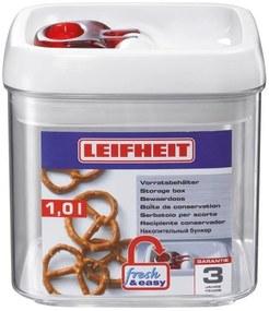 LEIFHEIT Dóza na potraviny Fresh & Easy hranatá 1000 ml 31209