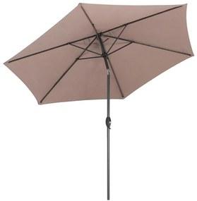 FLORABEST® Slnečník, hnedý, 3 m (100321520)
