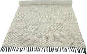 Bavlnený koberec De Panne 120 x 180 cm