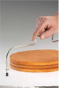 Horizontálny krájač na torty Westmark Simplex