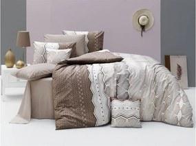 Obliečky z ranforce bavlny na jednolôžko Nazenin Home Kirk, 140 × 200 cm