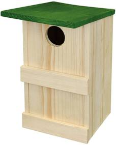 KRMÍTKO vtáčia búdka - špačkovník