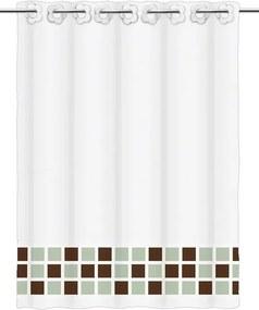 Rea Sprchový závěs SC2864A 180 x 200 cm - Bílý