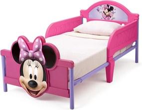 Detská postieľka - Minnie Mouse 2 minnie BB86682MN