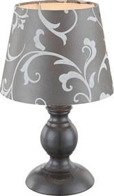 Globo 21693 Nočná stolová lampa METALIC 1 x E14 max. 40w IP20