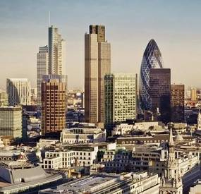Luxusné vliesové fototapety, rozmer 279 cm x 270 cm, Londyn, P+S International CL17A
