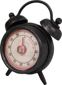 Minútka Antic Line Black timer