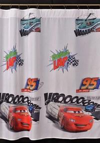 Záclona Cars, 160 cm