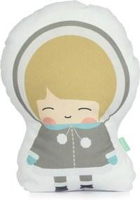 Vankúšik z čistej bavlny Happynois Skymo, 40 × 30 cm