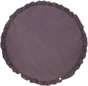 Dadaboom.sk Detská podložka na hranie fialová